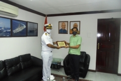 Call-on-by-High-Commissioner