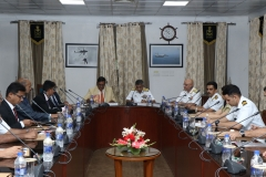 Indo Mauritian Joint Committee Meeting on Hydrography
