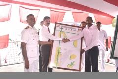 Handing Over Of Fairsheet To Seychelles Authorities
