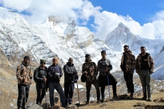 Trekking to Kedartal