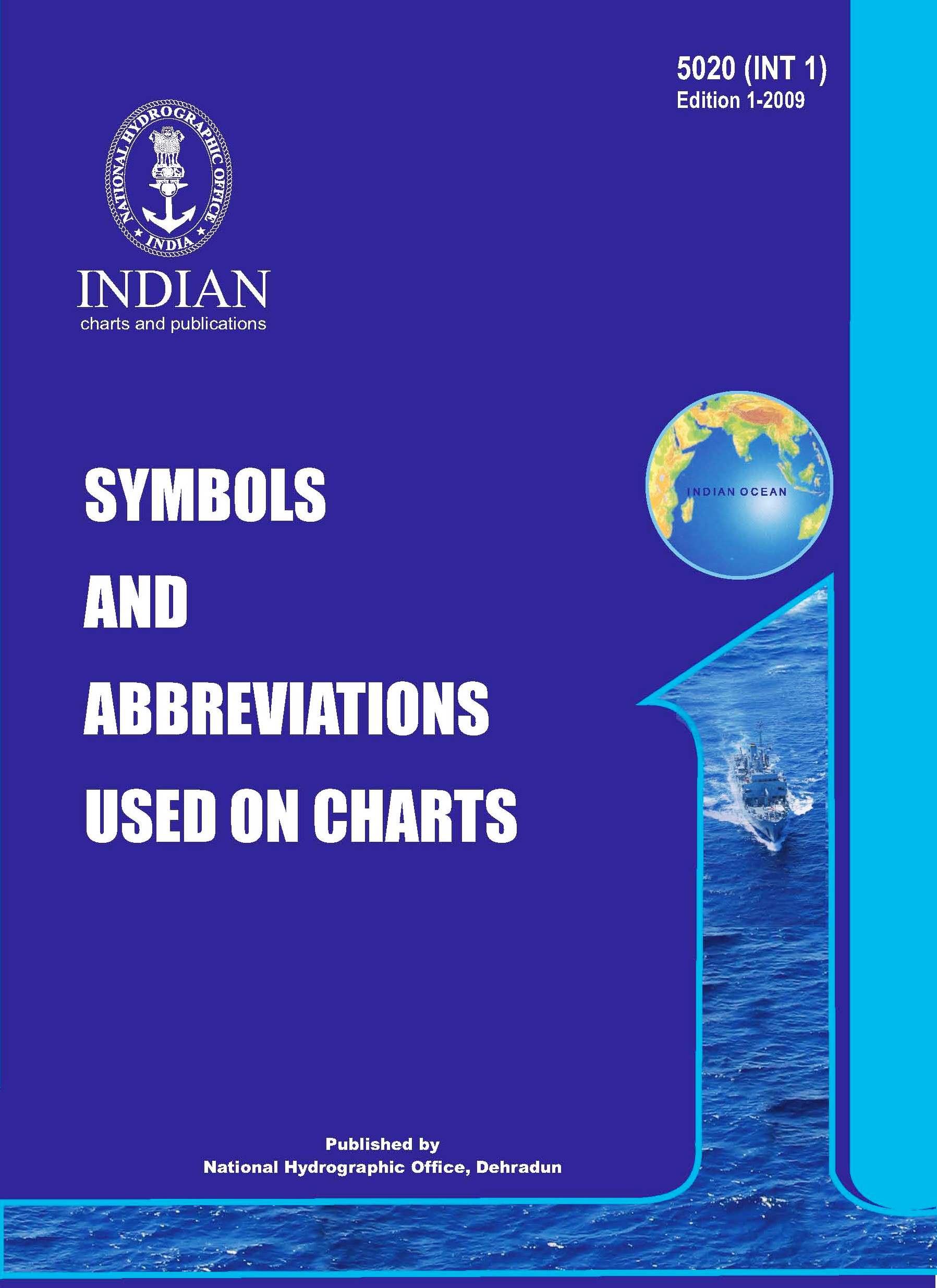 INP-5020 (Symbols & Abbreviations)